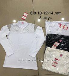 Школьные кофты и блузки Турция для девочек и мальчиков