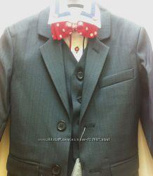 Классический школьный костюм для мальчика польского производства
