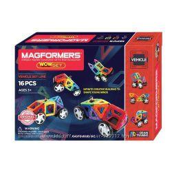 Магнитный конструктор Магформерс Magformers набор 16 элементов