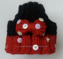 Продам вязаные шапочки