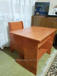 Стол-растишка и стул