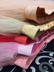 Юбка пачка из фатина - любой размер и цвет на выпускной свадьбу девичник