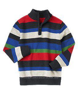 Кофта свитер для мальчика 4-5 лет Crazy