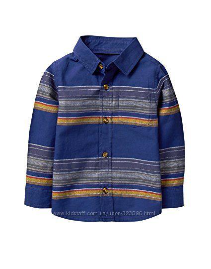 Рубашки для мальчика 10-12 лет Crazy8