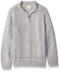 Кофта свитер для мальчика 7-8 лет Crazy