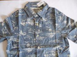 Рубашки для мальчиков 5-6, 7-8 лет из США