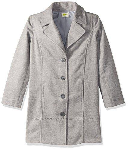 Пальто для девочки 7-8 лет деми Crazy8