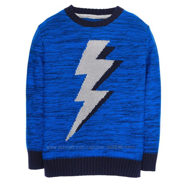 Кофта свитер для мальчика 5-7, 7-9 лет Gymboree