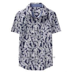 Рубашка для мальчика 5-7, 7-9 лет Gymboree