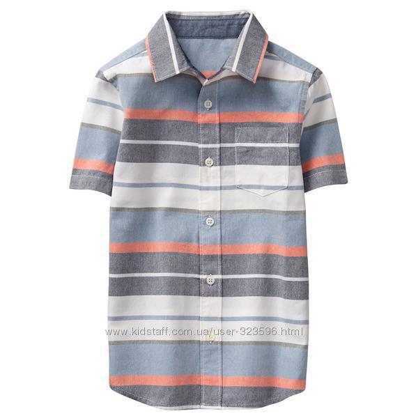 Рубашка для мальчика 3-4,7-9, 10-12 лет Gymboree
