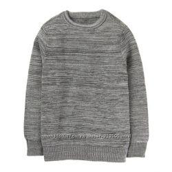 Кофта свитер для мальчика 5-7 лет Crazy