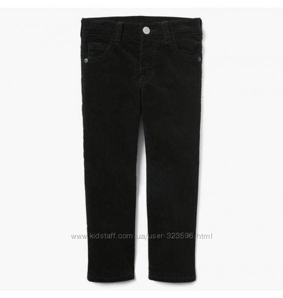 Вельветовые брюки для мальчика 7, 12-14лет Crazy8