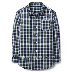 Рубашка для мальчика 5-7, 7-9, 10-12 лет Crazy 8