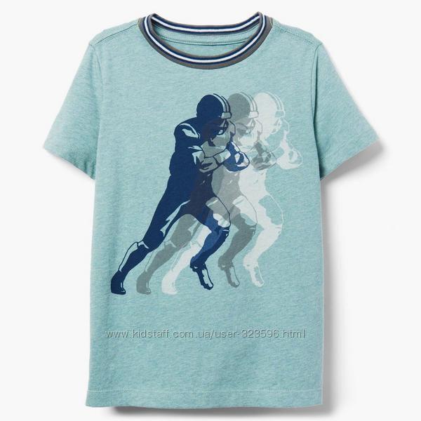 Футболка для мальчика 4-6 лет Gymboree