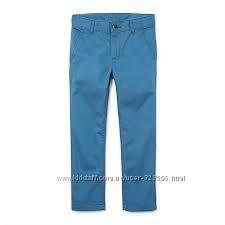Штаны брюки чиносы для мальчика 14, 18 лет Childrens place