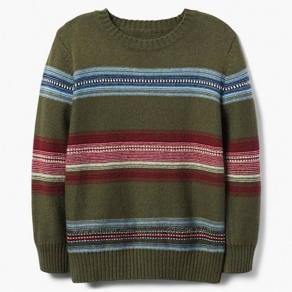 Кофта свитер для мальчика 5-7, 7-9, 10-12 лет Gymboree