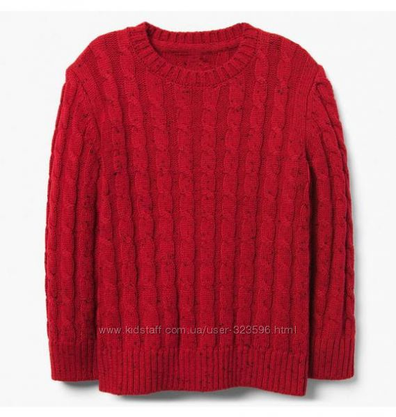 Кофта свитер для мальчика 4-5, 5-7, 7-9, 10-12 лет Gymboree