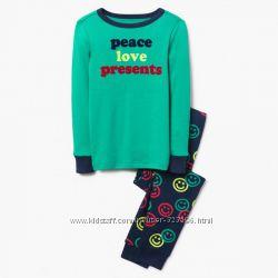 Пижамы для мальчиков 3, 4, 5, 7, 10, 12 лет Gymboree