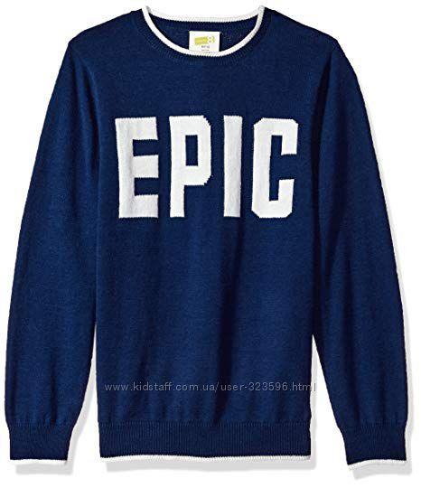 Кофта свитер для мальчика 14 лет Crazy8