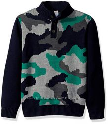 Кофта свитер для мальчика 5-7 лет Gymboree