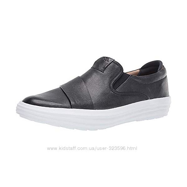 Мужские кожаные кроссовки туфли 25. 5 см стелька 40 EUR