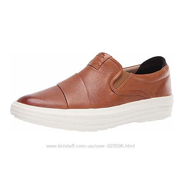 Мужские кожаные кроссовки туфли 26 см стелька 40 eur