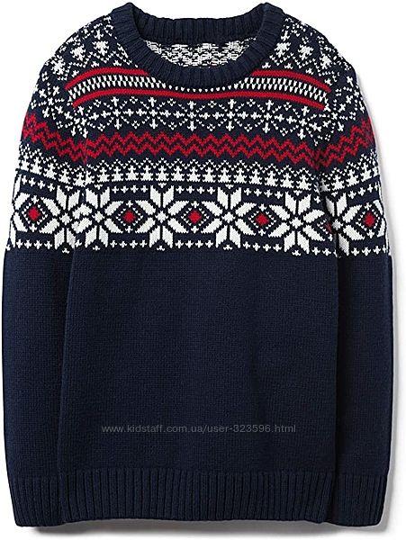 Кофта свитер для мальчика 5-7 лет Crazy 8
