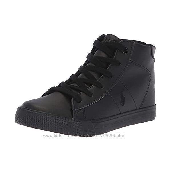 Кеды Polo Ralph Lauren Kids&acute Easten Mid Sneaker оригинал 5.5USA