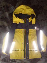 Софт Шелл Куртка бу  на мальчика, р. 110-116 ТСМ