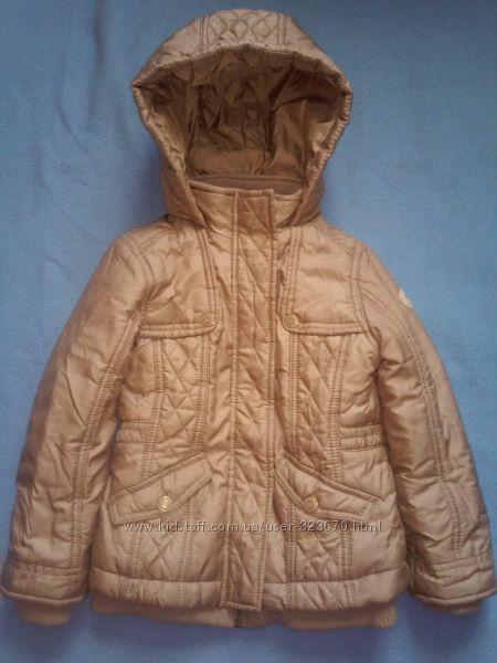 куртка бу для девочки р. 116, Palomino C&A