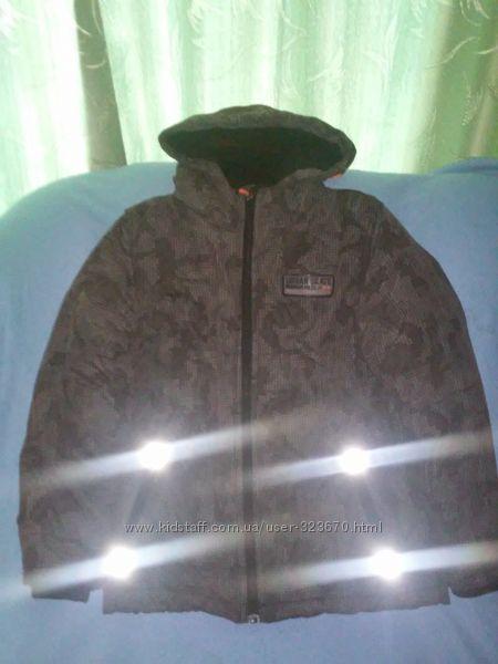 Куртка бу для мальчика р. 140, Yigga