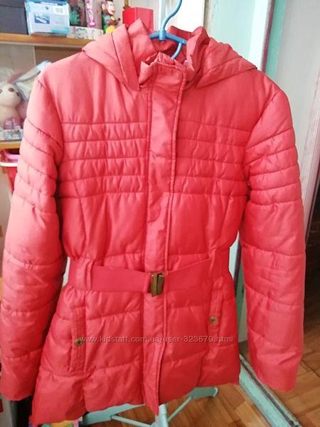Куртка бу для девочки подростка, р164, C&A