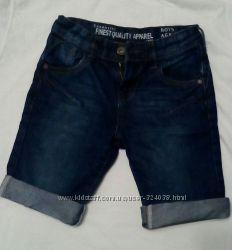Шорты джинсовые на 5-7 лет рост 110-128 см