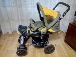 Детская универсальная коляска-трансформер Jane Nomad 2в1