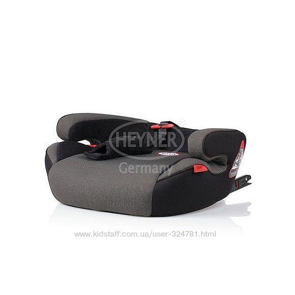 Бустер с изофиксом Heyner Kids SafeUp Fix XL Новинка