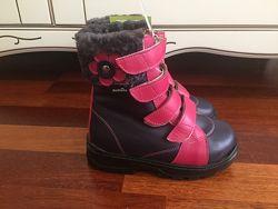 Зимние ортопедические ботинки Aurelka Распрадажа