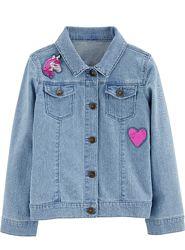 Весняні куртки-вітрівки для дівчаток 92-152р