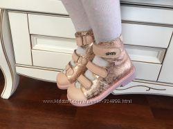 Ортопедические туфли-берцы Woopy Orthopedic
