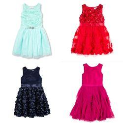Нарядні плаття  Childrens place , Cool Clab, Zara