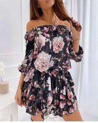 Шифонове плаття XS