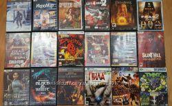 Комплект игровых дисков. Лицензия