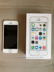 Продам свой Apple iPhone 5S 16Gb GOLD Neverlock
