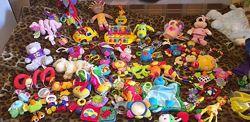 Игрушки для малышей  погремушки, на коляску, грызунки