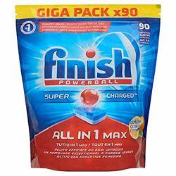 Finish All in 1 Max 75 шт таблетки для посудомоечной машины.