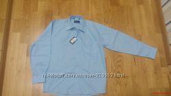 Рубашка в школу  100 хлопок размер 146