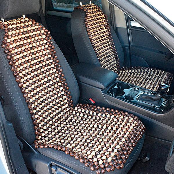 Массажные накидки на автомобильное кресло