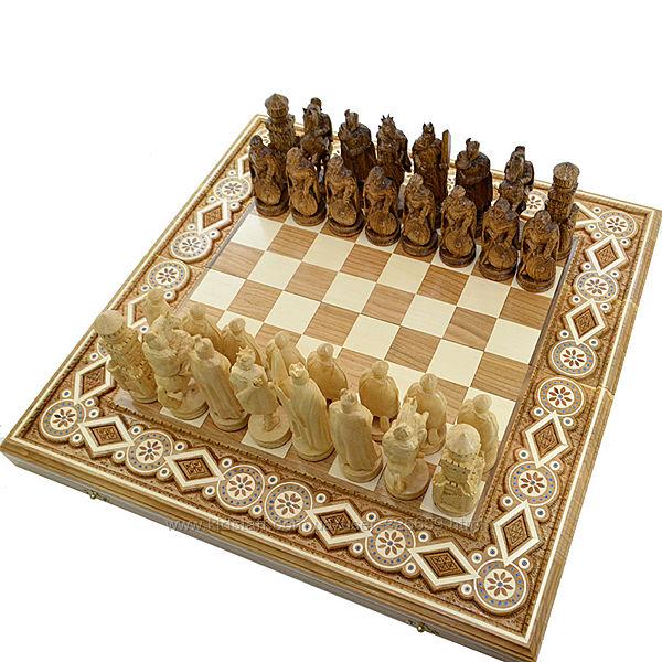 Шахматы классические из дерева