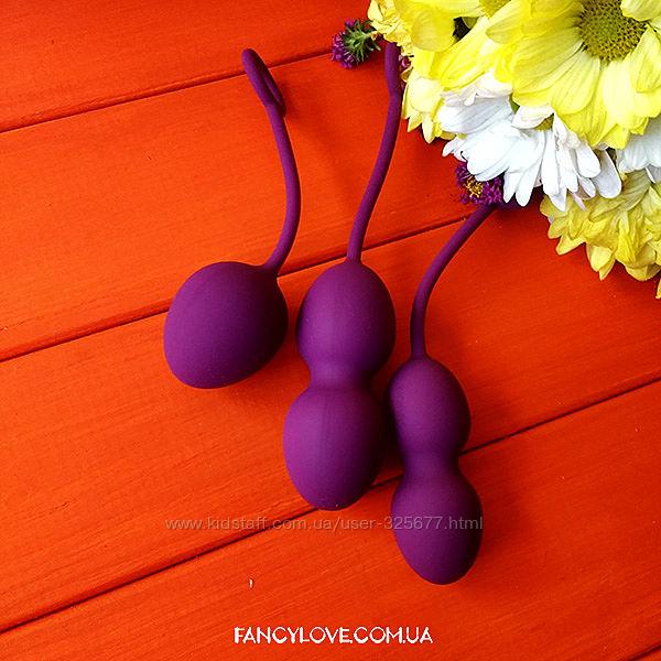 Акция. Набор вагинальных шариков Svakom Nova