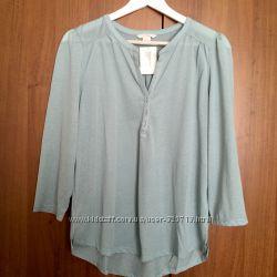 Лёгкая блуза H&M Оригинал размер S-M