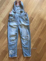 Модный джинсовый комбинезон Kids